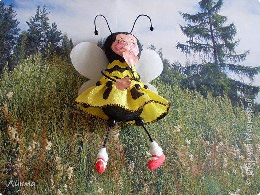 Шитьё: Пчелка Жужа фото 3