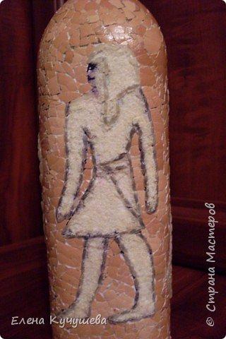 Ваза в египетском стиле. фото 6