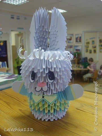 Оригами модульное: Мои работы