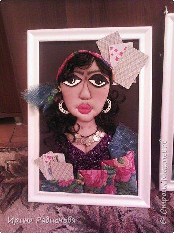 Шитьё: куклы из колготок фото 2