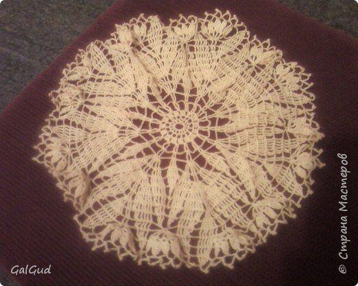 Вязание крючком: Цветы