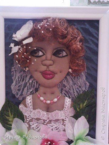 Шитьё: куклы из колготок фото 5