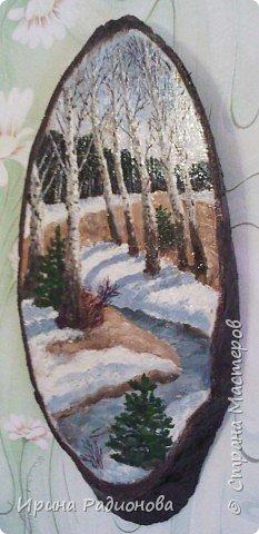 Рисование и живопись: Природа Зауралья в красках фото 9