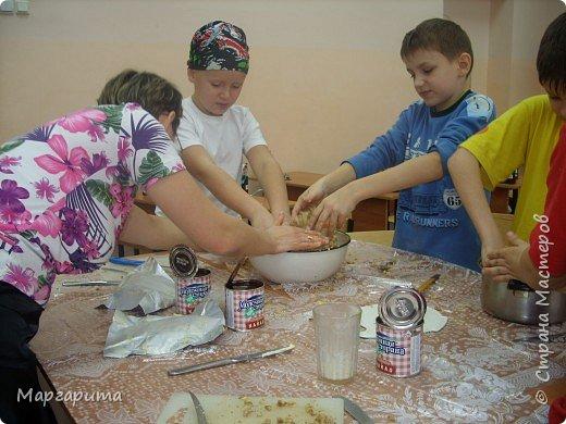 Рецепт кулинарный: Юные кондитеры фото 4