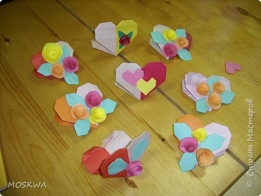 Оригами: ОРИГАМИ фото 6