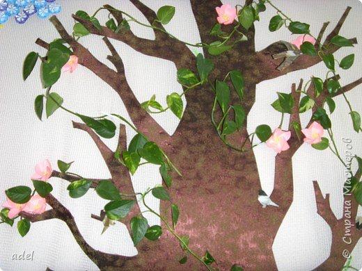 Дети очень воодушевились цветами оригами из кругов ,и работа закипела. фото 6