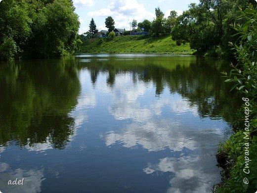 Река такая разная,в один и тот же момент времени.То голубая... фото 8