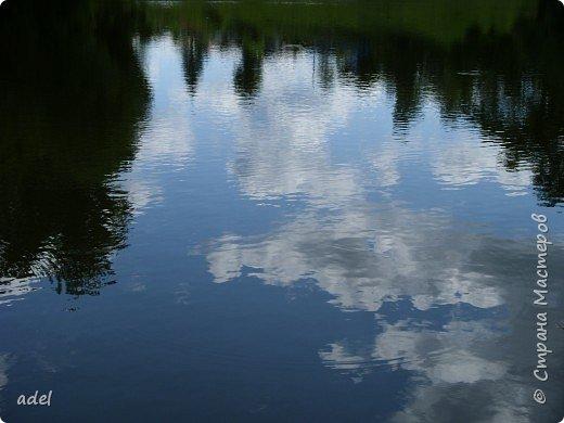 Река такая разная,в один и тот же момент времени.То голубая... фото 9
