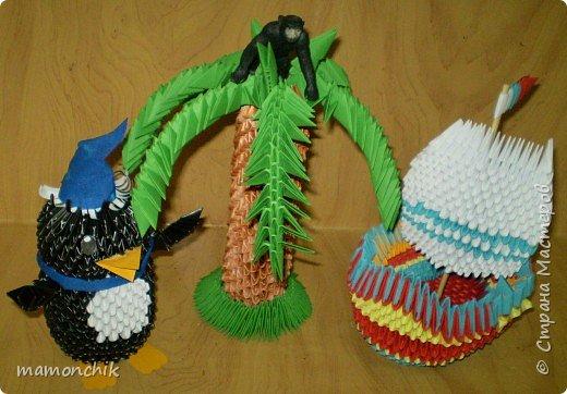 Оригами модульное: наши работы