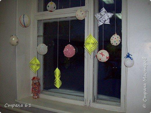 Украшение для окна фото 2