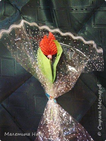 Оригами модульное: Подарок папе фото 1
