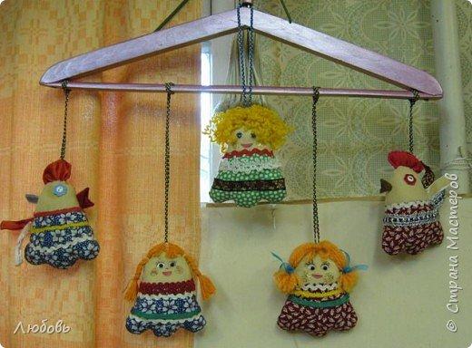 Игрушка мягкая: Простые куколки фото 1
