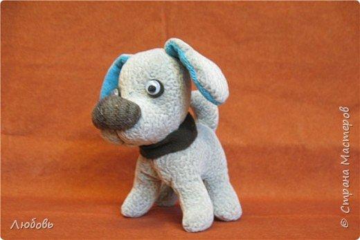 Игрушка мягкая: Мягкие собачки. фото 4