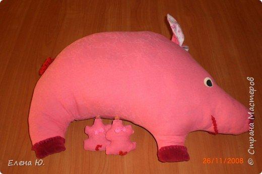 Игрушка мягкая: Диванная подушка