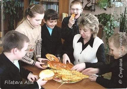 """Проект """"Хлеб всему голова"""""""