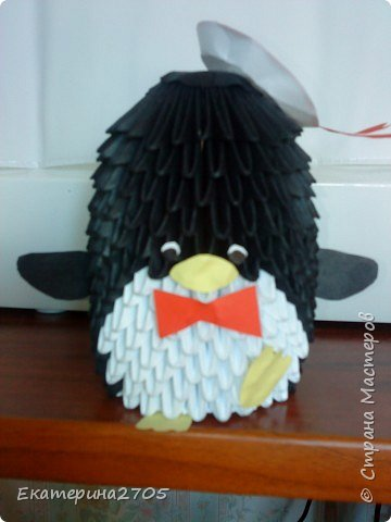 Оригами модульное: Первые работы в технике модульного оригами фото 5