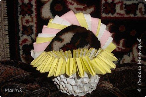 Оригами модульное: ПОДЕЛКИ фото 4