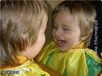 """Костюм""""ЦВЕТОЧКА"""" моего сыночка фото 1"""