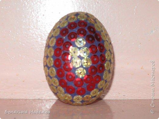 Мозаика: пасхальные яички фото 1