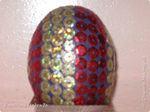 Мозаика: пасхальные яички фото 2
