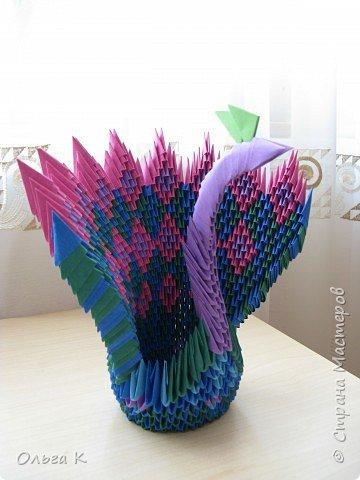 Оригами модульное: Получаю огромное удовольствие от модульного оригами! фото 2