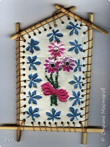Лепка: ГИПСОВЫЕ КАРТИНЫ. Поделки из глины /массы для моделирования или лепки/ фото 1