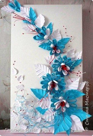 Квиллинг: Сказочные цветы