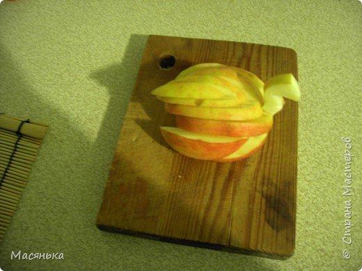Яблочный лебедёнок