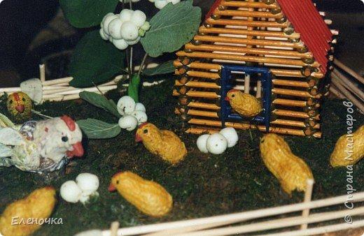 Птичий дворик