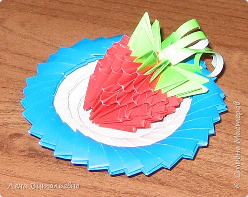 Оригами модульное: Скороспел