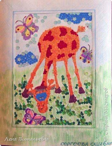 Жирафы разные важны, жирафы разные нужны фото 7