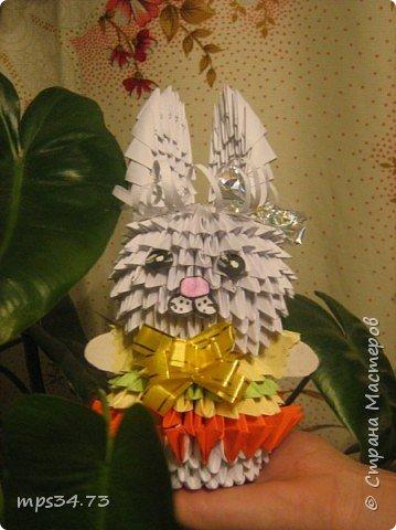 Оригами модульное: МОИ ПЕРВЫЕ РАБОТЫ фото 1