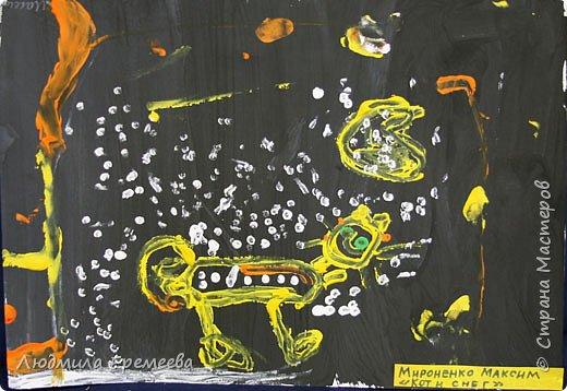 Рисование и живопись: Мартовские коты фото 3