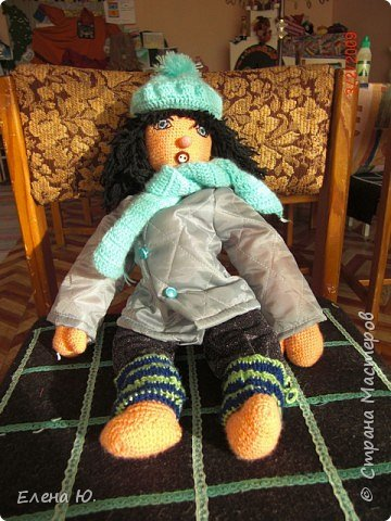 Вязание: игрушки