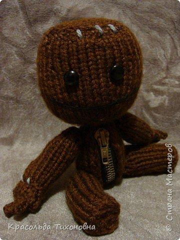 Вязание: Кукла Чубрик фото 2