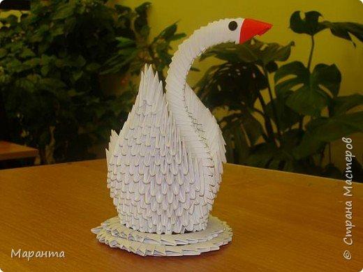 Оригами модульное: Работы второклассников фото 1
