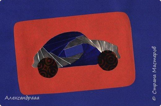 Айрис фолдинг: Машина