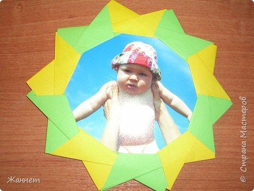 Оригами модульное: Рамки