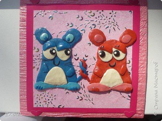 Влюбленные мышата