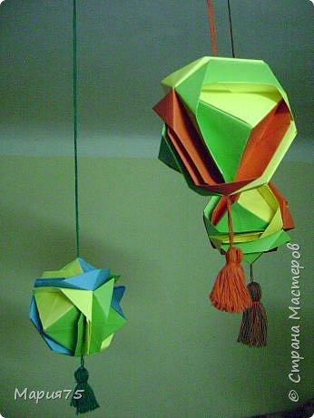 Оригами: работы моих учеников 2 фото 5
