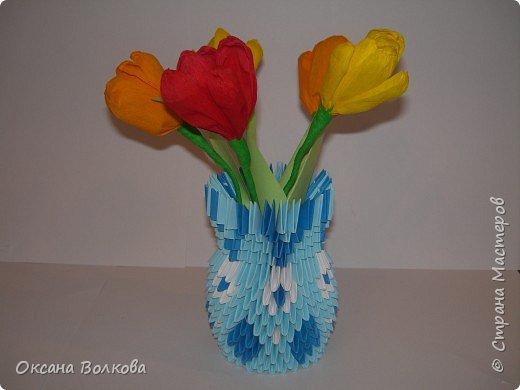 Оригами модульное: Мои поделки из Страны Мастеров