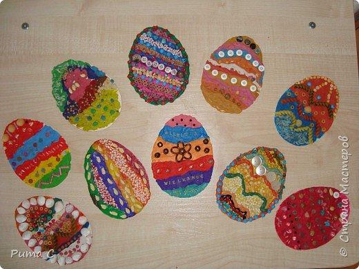 Пасхальное яйцо фото 1