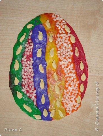 Пасхальное яйцо фото 2