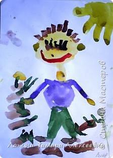 малышкины рисунки фото 1