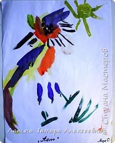 Рисование и живопись: Рисунки малышей фото 2
