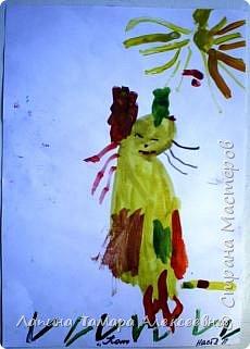 Рисование и живопись: Рисунки малышей фото 1