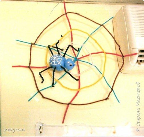 Игрушка мягкая: Игрушки из колготок фото 1