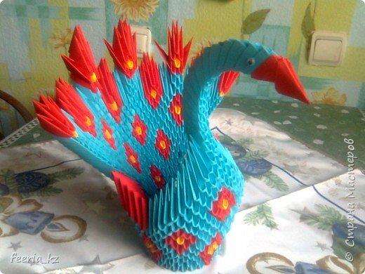 Оригами модульное: мои пробы пера фото 2