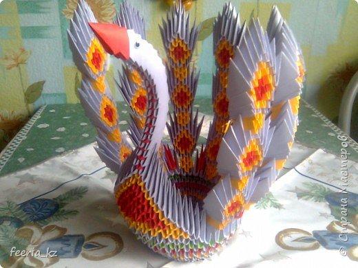 Оригами модульное: мои пробы пера фото 1