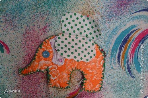 Летающий слоник
